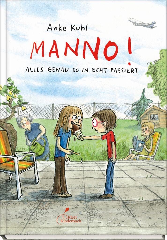 Cover Manno! von Anke Kuhl