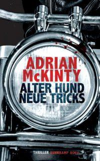 Cover Alter Hund Neue Tricks von Adrian McKinty