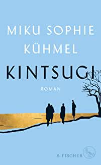 Cover Kintsugi von Miku Sophie Kühmel