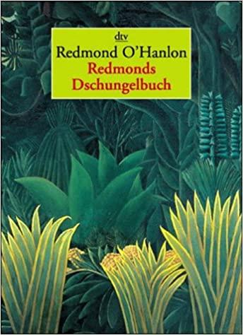 Cover Redmonds Dschungelbuch von Redmond O'Hanlon
