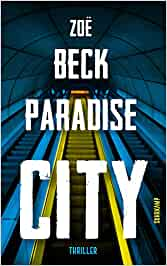 Cover Paradise City von Zoe Beck