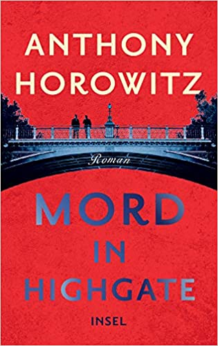 Cover Mord in Highgate von Anthony Horowitz
