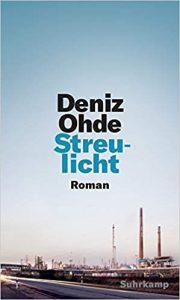 Cover Streulicht von Deniz Ohde