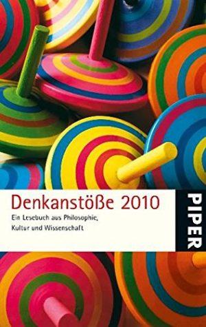 Cover Denkanstöße 2010