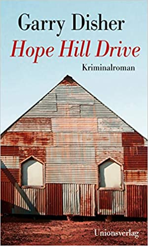 Cover Hope Hill Drive von Garry Disher