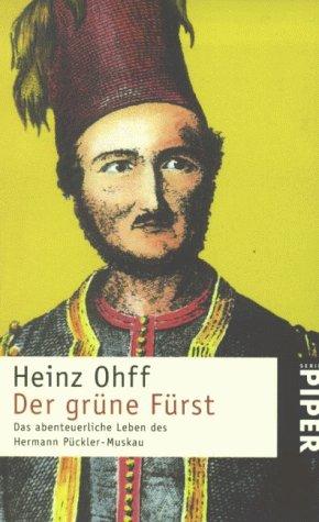 Cover Der grüne Fürst von Heinz Ohff