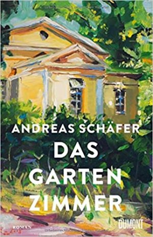 Cover Das Gartenzimmer von Andreas Schäfer