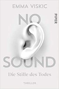 Cover No Sound von Emma Viskic