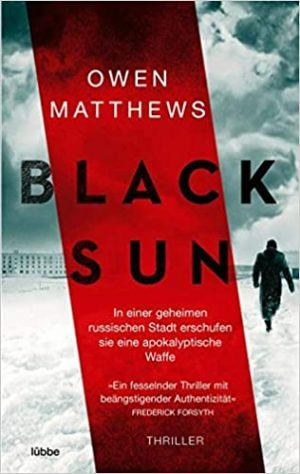 Cover Black Sun von Owen Matthews