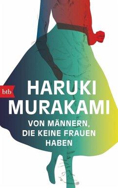 Cover Von Männern, die keine Frauen haben von Haruki Murakami