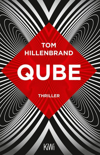 Cover Cube von Tom Hillenbrand