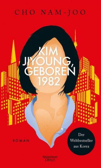 Cover Kim JiYoung, geboren 1992 von Cho Nam-Joo