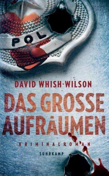 Cover Das grosse Aufräumen von David Whish-Wilson