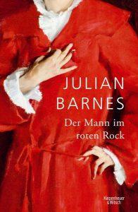 Cover Der Mann im roten Rock von Julian Barnes