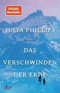 Cover Das Verschwinden der Erde von Julia Philipps
