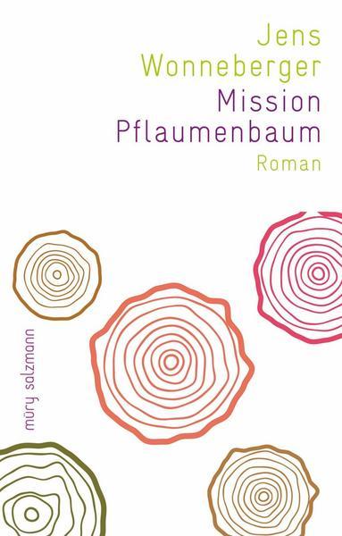 Cover Mission Pflaumenbaum von Jens Wonneberger