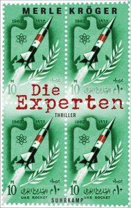 Cover Die Experten von Merle Kröger