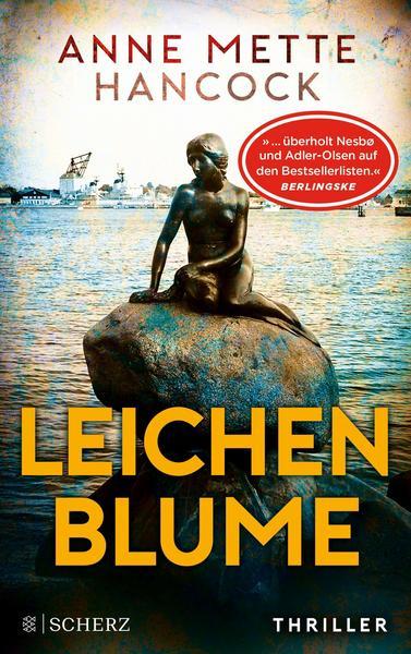 Cover Leichenblume von Anne Mette Hancock