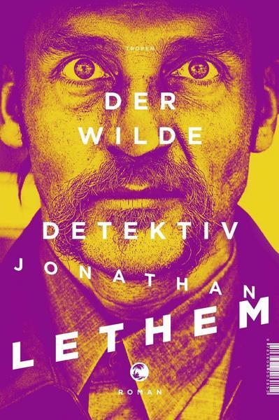 Cover Der wilde Detektiv von Jonathan Lethem