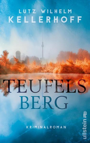 Cover Teufelsberg von Lutz Wilhelm Kellerhof