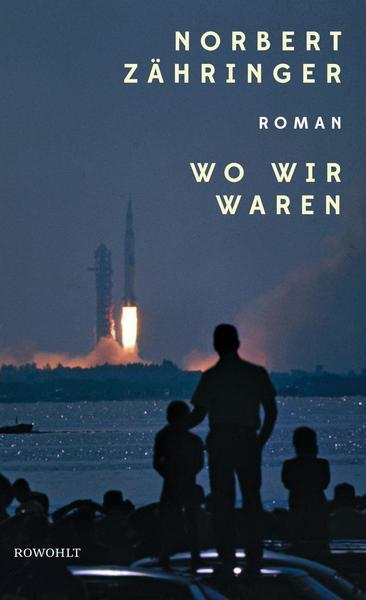 Cover Wo wir waren von Norbert Zähringer