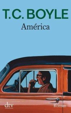 Cover América von T.C. Boyle