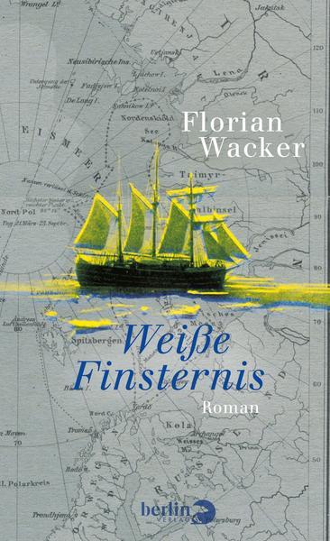 Cover Weiße Finsternis von Florian Wacker