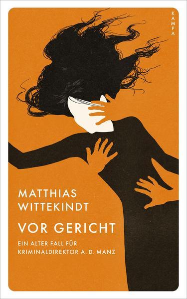Cover Vor Gericht von Matthias Wittekindt