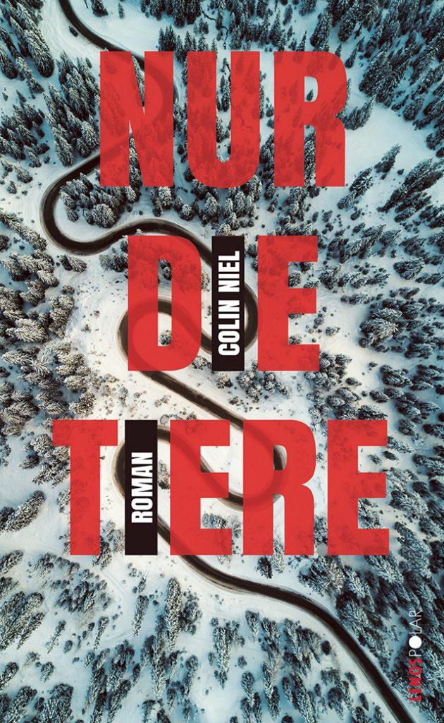 Cover Nur die Tiere von Colin Niel