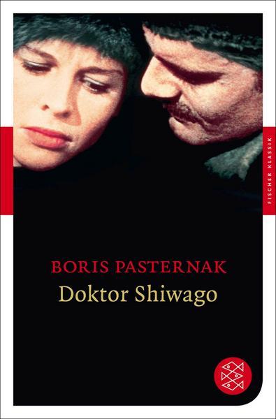 Cover Doktor Shiwago von Boris Pasternak