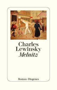 Cover Melnitz von Charles Lewinsky