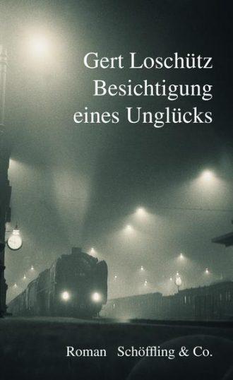 Cover Besichtigung eines Unglücks von Gert Loschütz