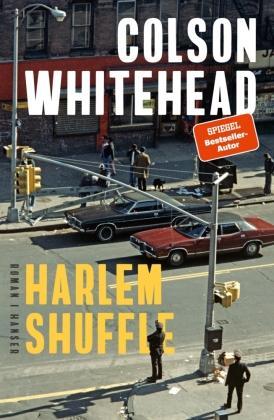 Cover Harlem Shuffle von Colson Whitehead