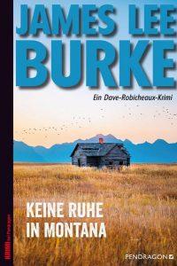 Cover Keine Ruhe in Montana von James Lee Burke