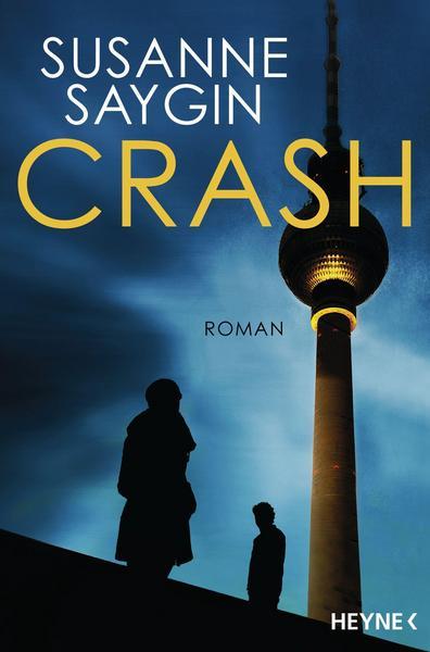 Cover Crash von Susanne Saygin