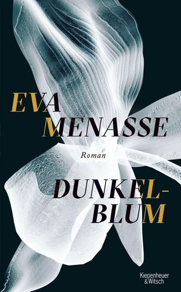 Cover Dunkelblum von Eva Menasse