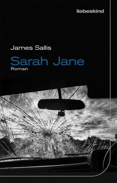 Cover Sarah Jane von James Sallis