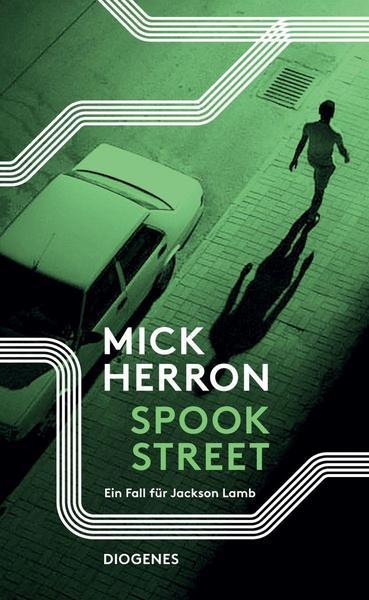 Cover Spook Street von Mick Herron